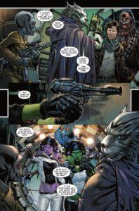 Han Solo #4 - Vorschauseite 3