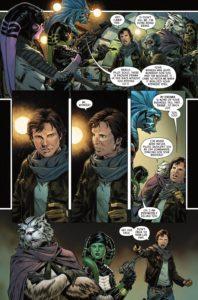 Han Solo #4 - Vorschauseite 4