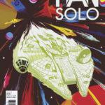 Han Solo #5 (Mike del Mundo Millennium Falcon Variant Cover) (23.11.2016)