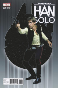 Han Solo #5 (Movie Variant Cover) (23.11.2016)