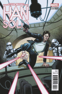 Han Solo #5 (Cameron Stewart Variant Cover) (23.11.2016)