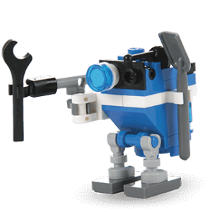LEGO Star Wars: Finde die galaktischen Helden - LEGO Arbeitsdroide