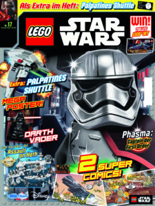 LEGO Star Wars Magazin #17 (22.10.2016)