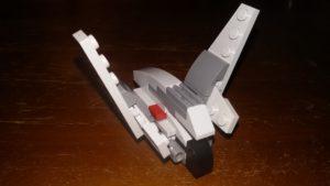 LEGO Star Wars Magazin #17 - Palpatines Shuttle - Minimodell