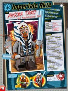 LEGO Star Wars Magazin #17 - Vorschau Seite 16