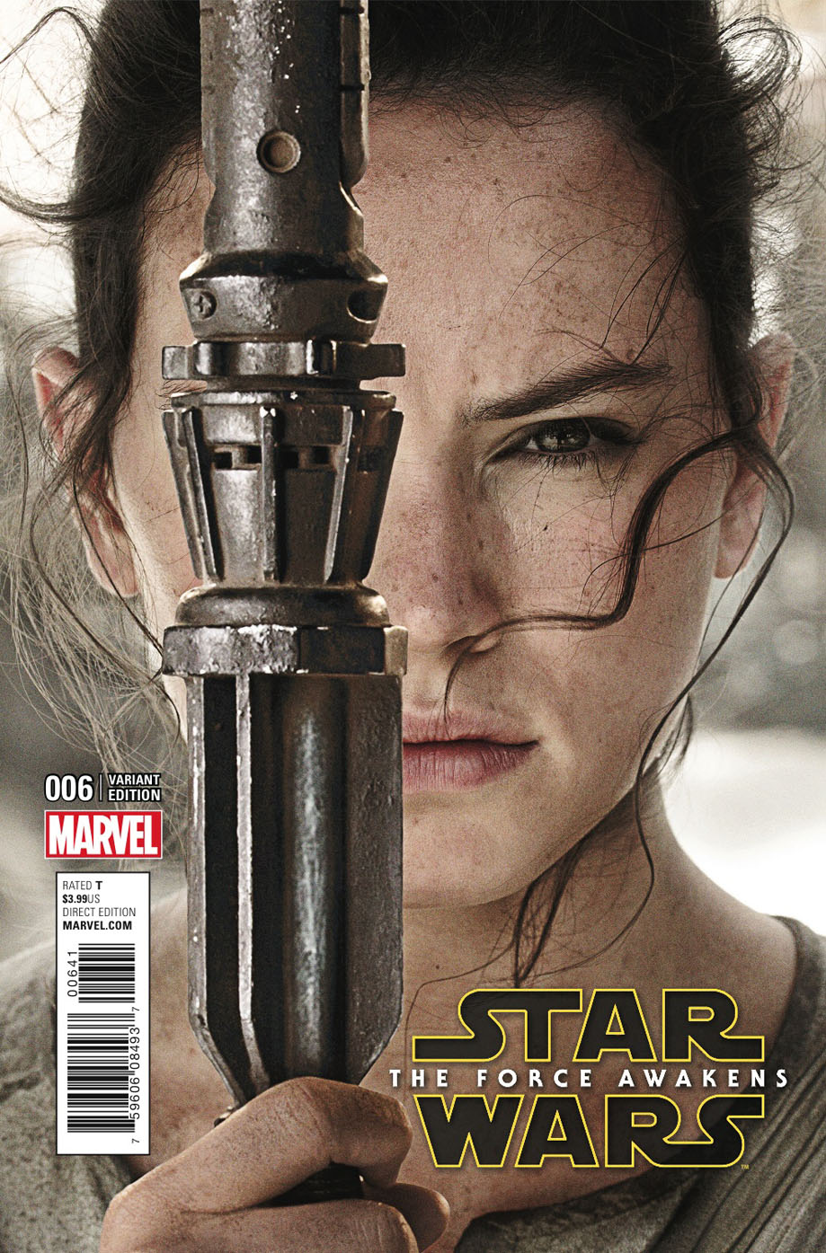 Star Wars: The Force Awakens #6 (Movie Variant Cover) (09.11.2016)