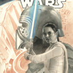 Star Wars: The Force Awakens #6 (Paolo Rivera Sketch Variant Cover) (09.11.2017)