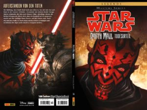 Masters Series #16: Darth Maul: Todesurteil (14.11.2016)
