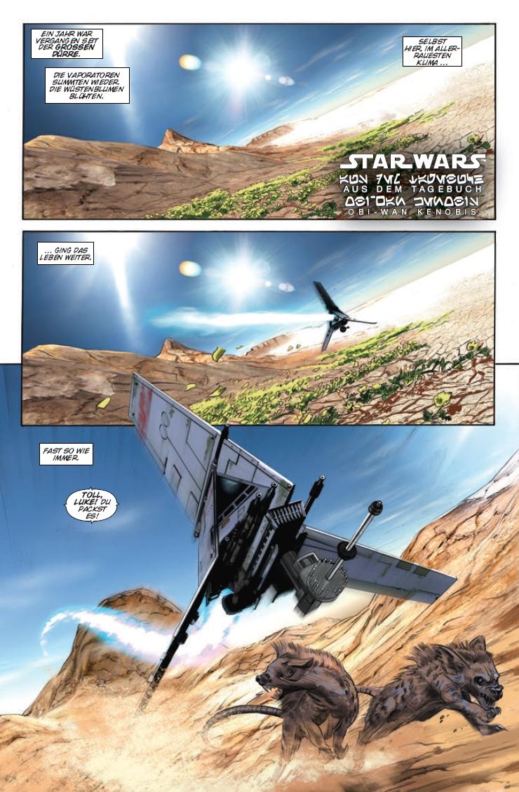 Star Wars #16 - Seite 1