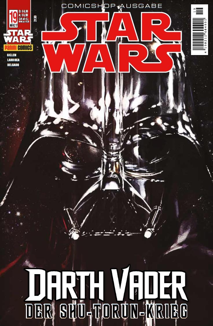 Star Wars #19 (Comicshop-Ausgabe) (22.02.2017)