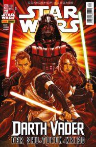 Star Wars #20 (Comicshop-Ausgabe) (22.03.2017)