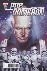 Poe Dameron #8 (Rod Reis Variant Cover) (09.11.2016)