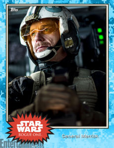 Rogue One Topps Trading Card 2