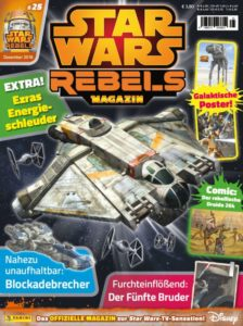 Star Wars Rebels Magazin #25 (23.11.2016)