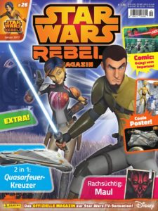 Star Wars Rebels Magazin #26 (21.12.2016)