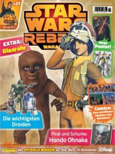 Star Wars Rebels Magazin #27 (18.01.2017)