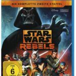 Star Wars Rebels: Staffel 2 - Blu-ray (24.11.2016)