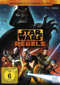 Star Wars Rebels: Staffel 2 - DVD (24.11.2016)