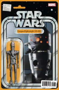 Star Wars #25 (Action Figure Variant Cover) (23.11.2016)