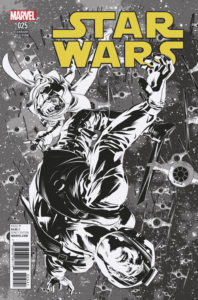 Star Wars #25 (Mike Deodato Sketch Variant Cover) (23.11.2017)