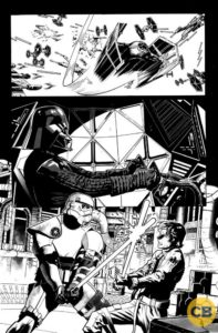 Star Wars #25 - Vorschauseite 3