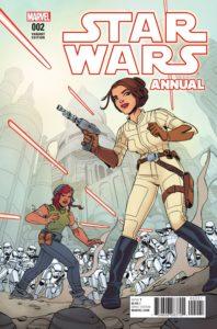 Star Wars Annual #2 (Elsa Charretier Variant Cover) (30.11.2016)