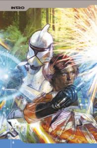 Star Wars Comic-Kollektion, Band 4: Mein Bruder, mein Feind! - Bonusmaterial