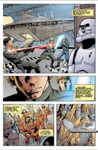 Star Wars Comic-Kollektion, Band 4: Mein Bruder, mein Feind! - Vorschauseite