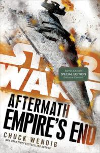 Aftermath: Empire's End (Barnes & Noble Exclusive Edition) (21.02.2017)