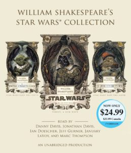 William Shakespeare's Star Wars Collection (14.02.2017)