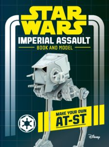 Imperial Assault: Activity Book and Model - Make Your Own AT-ST (29.06.2017)