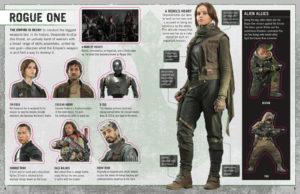 Rogue One: Ultimate Sticker Encyclopedia - Vorschauseite 1