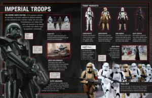 Rogue One: Ultimate Sticker Encyclopedia - Vorschauseite 2