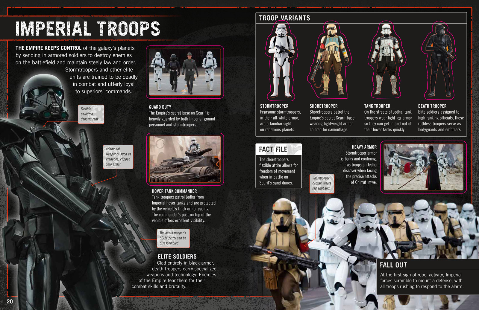 Rogue One: Ultimate Sticker Encyclopedia - Vorschauseite 2