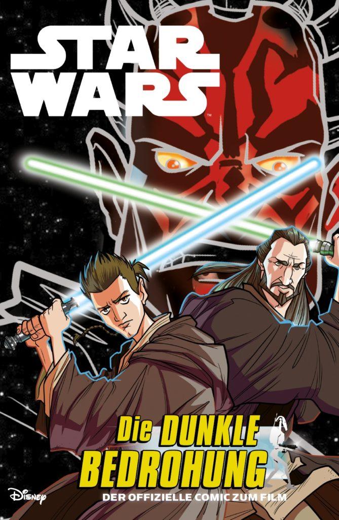Star Wars: Die dunkle Bedrohung - Die Junior Graphic Novel (27.03.2017)