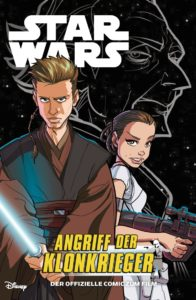 Star Wars: Angriff der Klonkrieger - Die Junior Graphic Novel (22.05.2017)