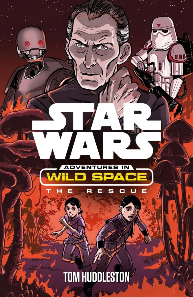 Adventures in Wild Space 6: The Rescue (04.05.2017)