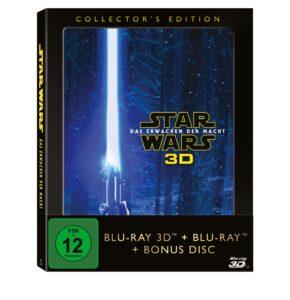 Star Wars: Das Erwachen der Macht 3D Collector's Edition Blu-ray (24.11.2016)