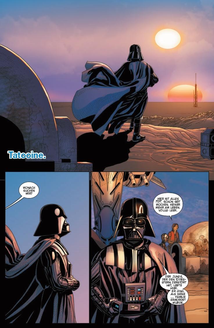 Darth Vader, Band 2 - Seite 1