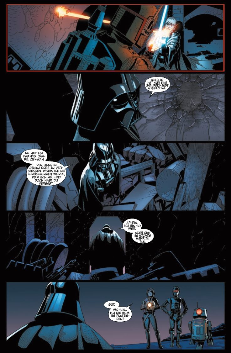 Darth Vader, Band 2 - Seite 5