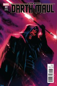 Darth Maul #1 (Rafael Albuquerque Variant Cover) (01.02.2017)
