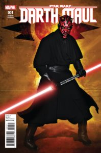 Darth Maul #1 (Movie Variant Cover) (01.02.2017)