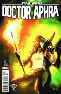 Doctor Aphra #1 (Rafael Albuquerque Fried Pie Comics Variant Cover) (07.12.2016)