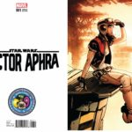 Doctor Aphra #1 (Sara Pichelli 7ate9/Sad Lemon/Frankie's Comics Dark Side Variant Cover) (07.12.2016)