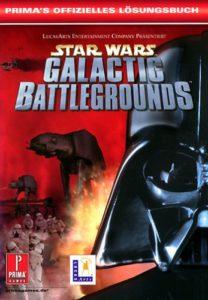 Star Wars: Galactic Battlegrounds: Prima's offizielles Lösungsbuch (07.12.2001)