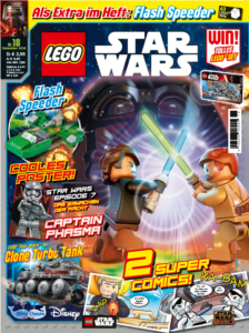 LEGO Star Wars Magazin #18 (26.11.2016)
