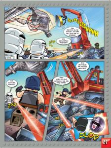 LEGO Star Wars Magazin #18 - Vorschau Seite 27