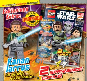 LEGO Star Wars Magazin #18 - Vorschau Seite34