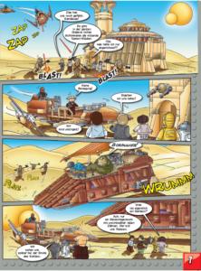 LEGO Star Wars Magazin #18 - Vorschau Seite 7