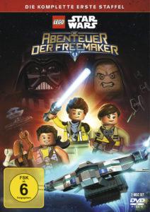 LEGO Star Wars: Die Abenteuer der Freemaker Staffel 1
